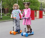 Самокат Small Rider Cosmic Zoo Scooter
